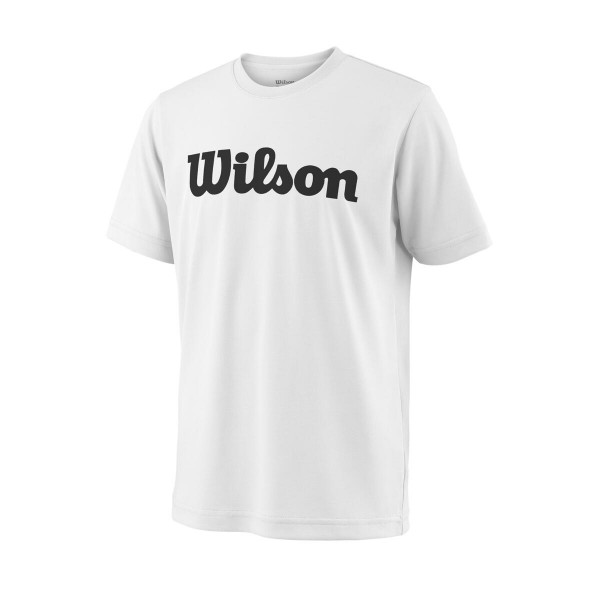 Team Script Tech T-Shirt JR